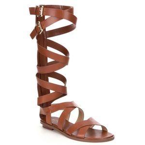 MICHAEL Michael Kors Gladiator Sandals 6.5